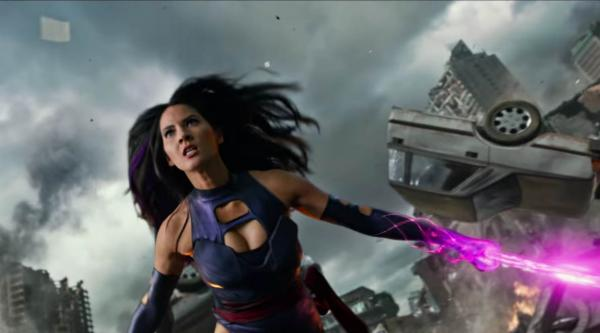Olivia Munn plays Psylocke in 'X-Men: Apocalypse.'