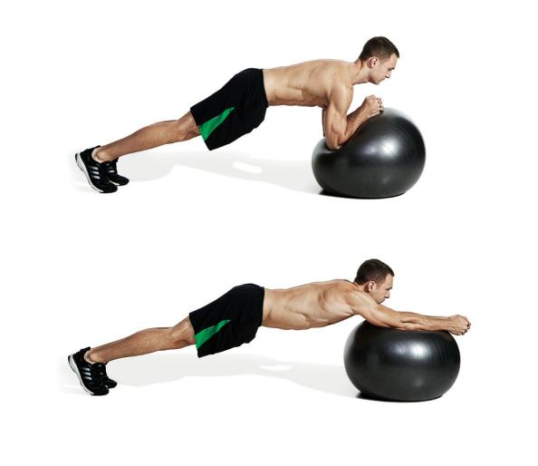 Stability Ball Core Exercises: Weight Loss Nutrition Course, Causes Of Shoulder Pain