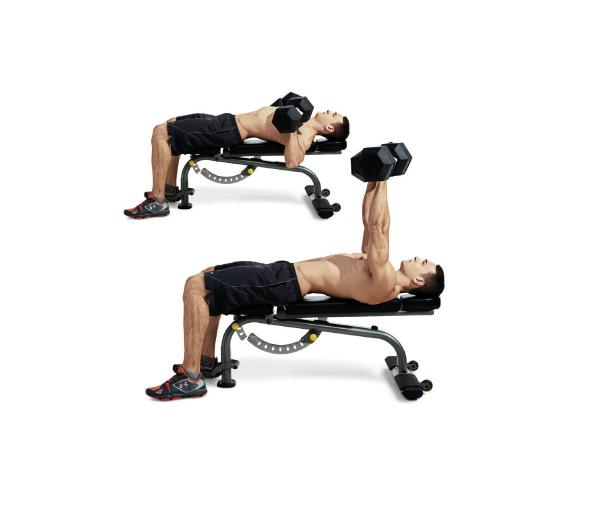 Chest exercises for muscle growth build a big chest