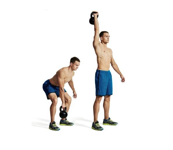 The Best Single Kettlebell Workout