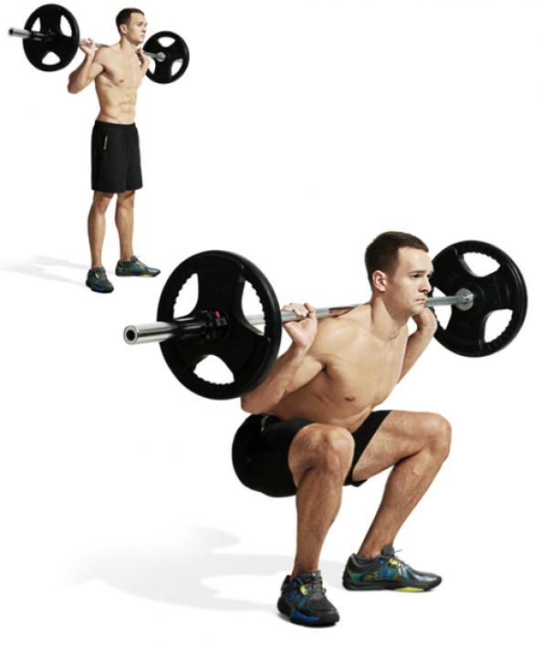 Squats vs Deadlifts Deadlift Back Squat