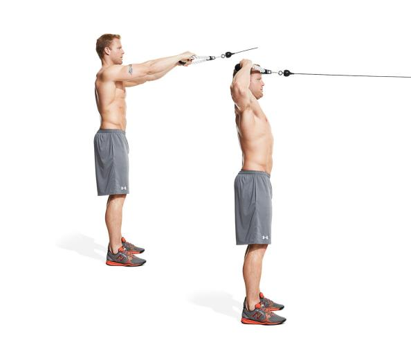Face Pull The 30 Best Shoulder Exercises Of All Time