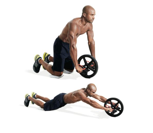 roll machine workout