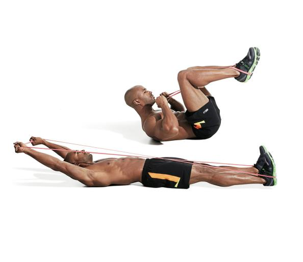 Five Exercises For Ripped Six Pack Abs