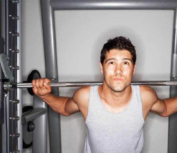 4 Ways to Get More Reps in Any Lift