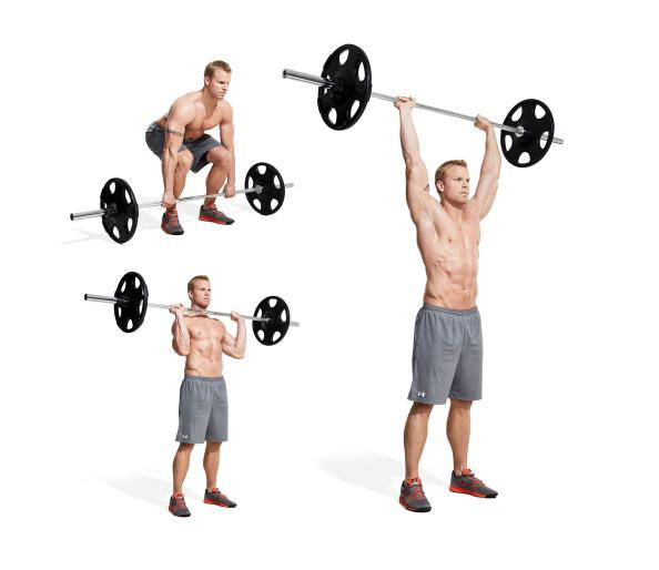 The 30 Best Shoulder Exercises Of All