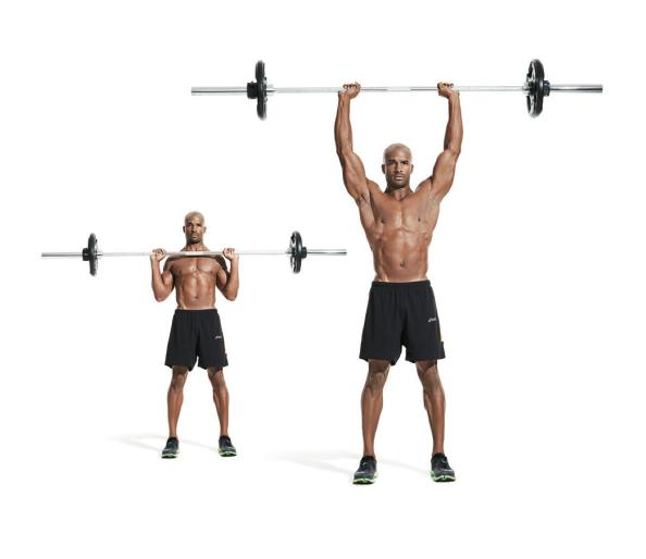 barbell exercises for muscle growth