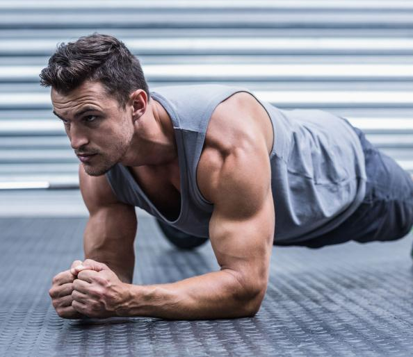 The Love Handle Elimination Workout