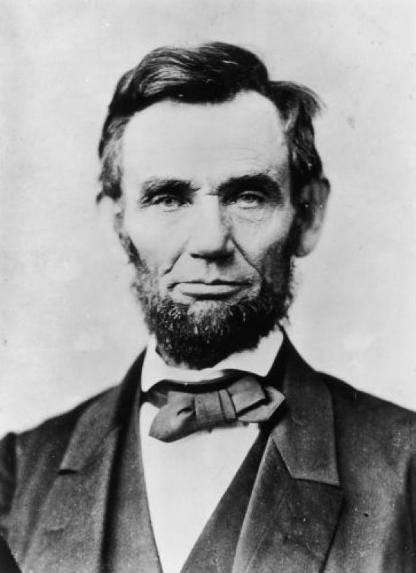 Best Facial Hair In The History Of Man Abraham Lincoln