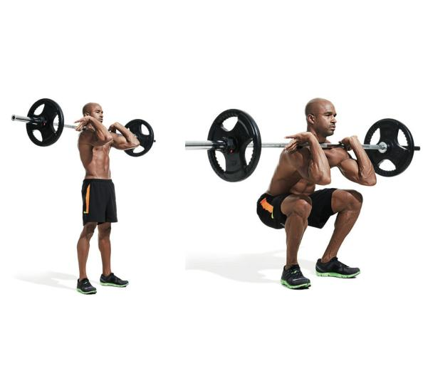 Ab Workouts With Barbell