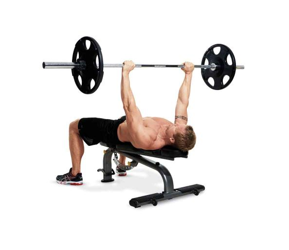 Rookie Mistakes in Bench-Press Technique