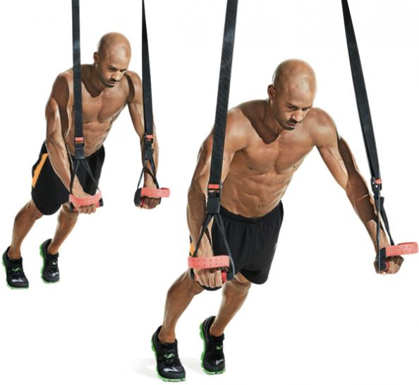 The Best Suspension-Trainer Ab Workout