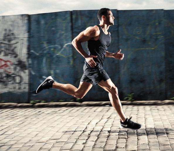 Interval training for muscle gain