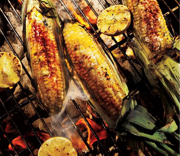 Four Ways to Grill Great Corn