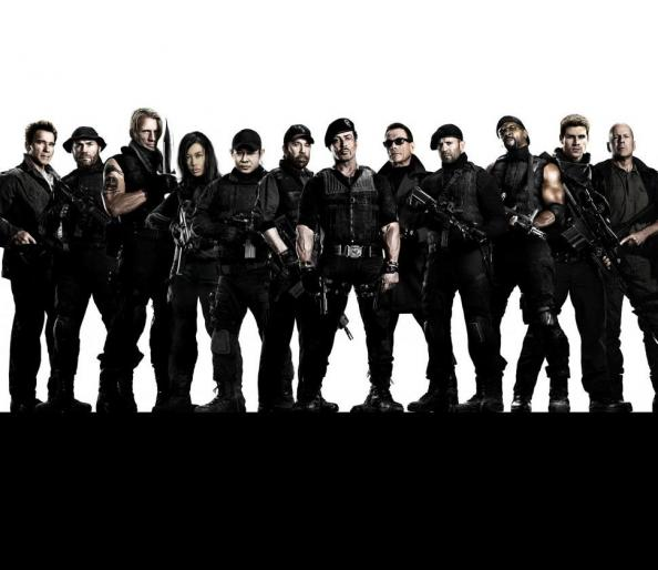 Summer Movies: Expendables 3