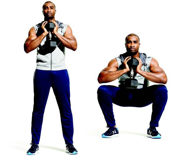 The Workout for Every Guy—The Heavyweight