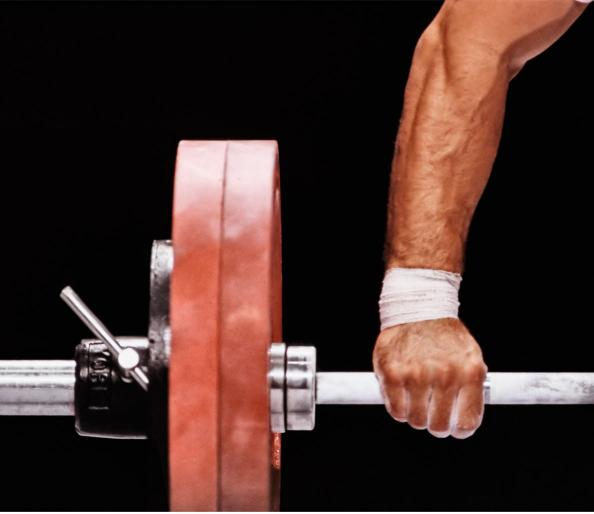 Grip strength workout