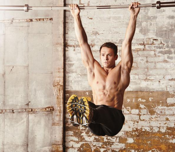 4 Moves to Build Abs of Steel