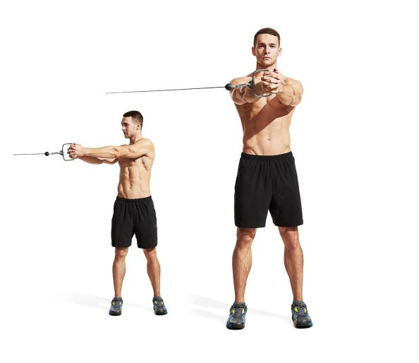 Every Ab-Ripping Exercise from The 21-Day Shred - Men's Fitness