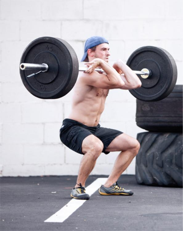Lose Weight in a Week | Men's Fitness