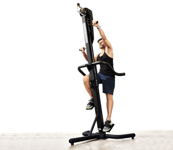 Break fitness plateaus with the versaclimber