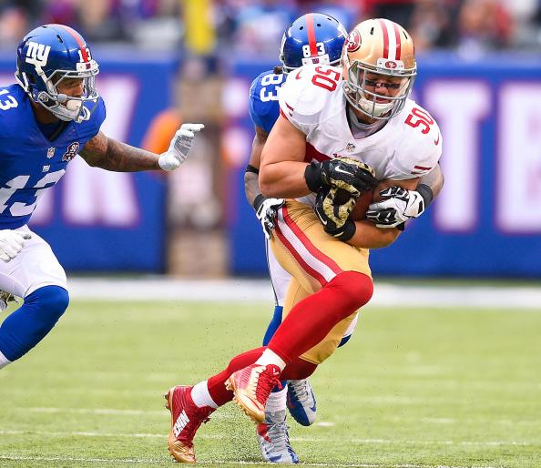 San Francisco 49ers Rookie Chris Borland Retires At 24 For
