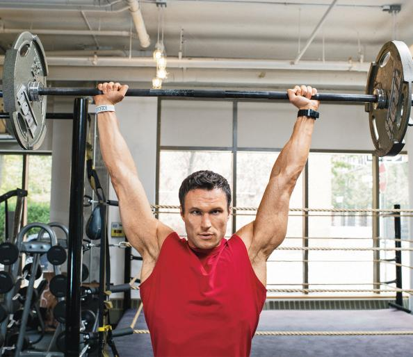The 5 Best Barbell Complex Workout to Burn Fat and Build ...