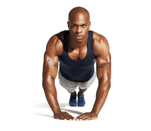 Men S Fitness Workout: The Pullup-Pushup Workout