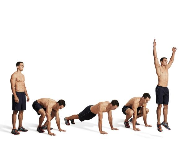 Men S Fitness Workout: 15 Best Body-weight Exercises