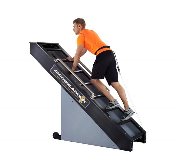 Jacobs Ladder 2 - Cardio Machines That Work - Men's Fitness