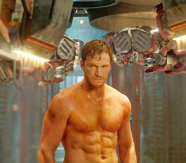 Chris Pratts Guardians Of The Galaxy Workout