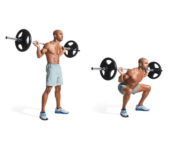 Avoid rookie mistakes for perfect squat technique