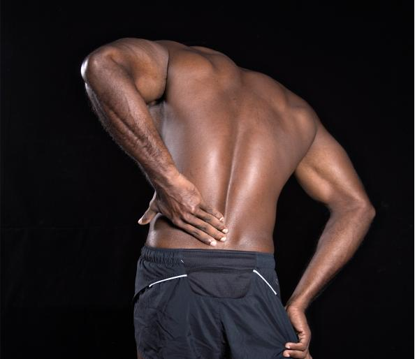 Injury prevention and back pain relief