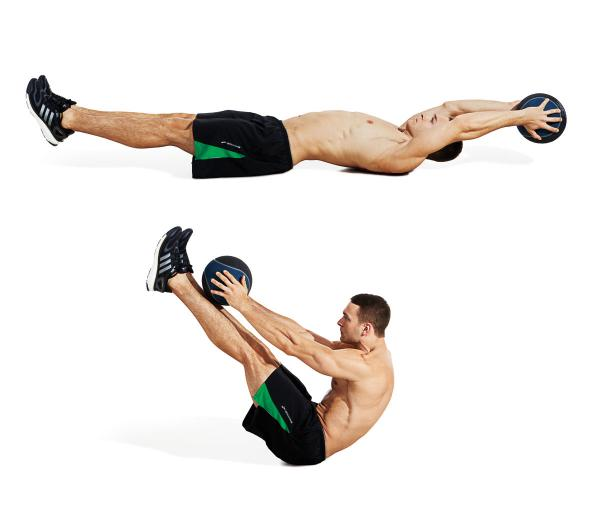 - Every Ab-Ripping Exercise from The 21-Day Shred - Men's ...