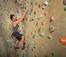 Ask Men's Fitness: Is indoor rock climbing a good workout?