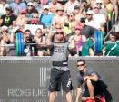 Spealler at the CrossFit Games