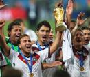 Germany World Cup Win