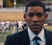 "Will Smith stars as Dr. Bennet Omalu in ""Concussion"""